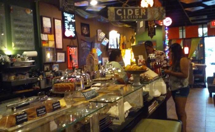 Review of Achilles Art Cafe, a coffee shop inOrlando
