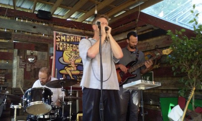 Jeff Willey and Those Smokin' Torps Are Killin' It in CentralFlorida