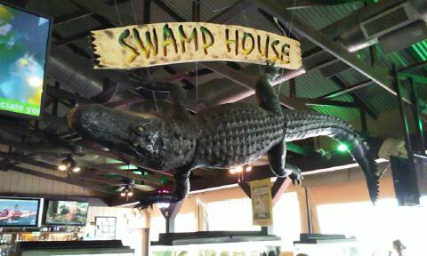 Great and Authentic Florida Eatery on the Banks of the St. Johns
