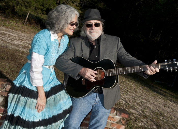 Bill and Eli Perras, Florida Folk Musicians Extraordinaire
