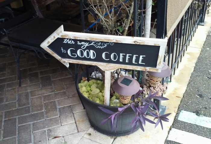 Achilles-2good-coffee-sign-out-front-3v