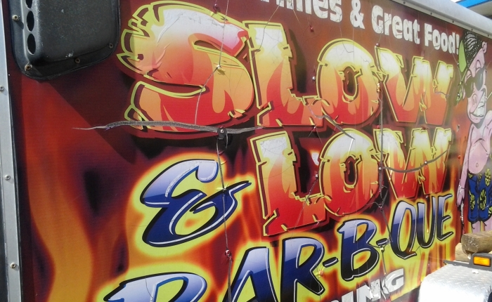 Slow and Low-The Best Damn Barbecue in Cocoa Beach