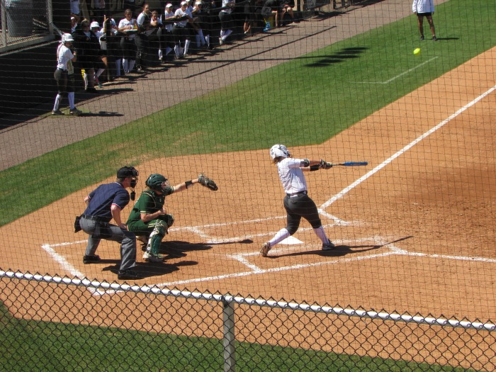 Cassady Brewer's Blast Helps to Power UCF past the Bears in Sunday Softball Action