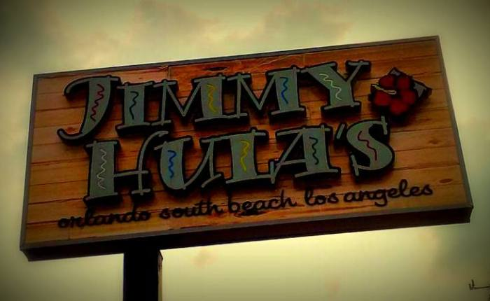 Jimmy Hula's. Fish Tacos. Beer. Good Crew.