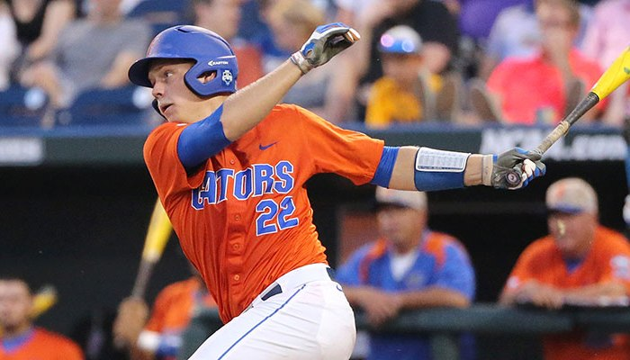 Florida Gators Take First Ever College World SeriesTitle
