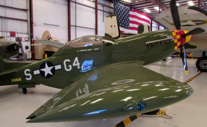 A Visit to the Valiant Air Command Warbird Museum