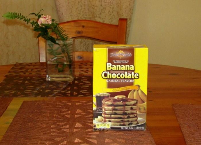 Warning! Pancake Post inProgress!