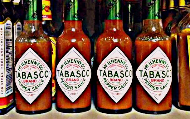 Tabasco HQ is in deep trouble!